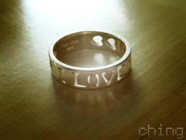 love ring by psychopatheticCHING