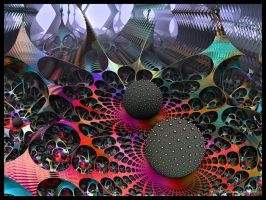 Psychedelic Circus 2012 by psion005