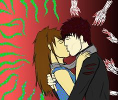 Persephone and Veles by blackparade39815