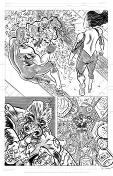 2017 DC Talent Workshop Submission Page 2 by AndyMichaelArt