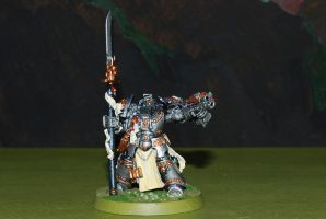 Grey Knight Brother Captain by 12jack12