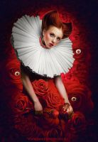 Queen Of Hearts by AndreeaRosse