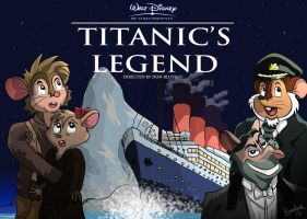 Titanic's Legend by The-B-Meister