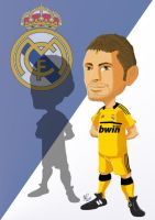 Iker Casillas Tribute by anapeig