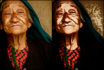 Old Lady From Darap by Gillesdus