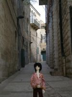 Mouse in Nazareth 14 by raewhitewolf
