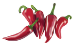 Chili Peppers by piechie