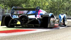 RedBull X-1 GT5 by whendt