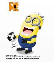 Minion by Slasher12