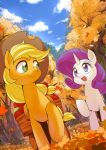 mlp Autumn by TungstemWillow