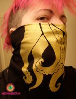 tentacle bandana by missmonster