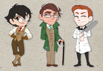The Lesser Cheebs by MagicalZombie