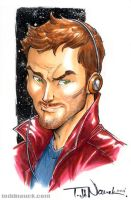 I'm Star-Lord, man. by ToddNauck