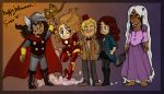Crankrats Halloween 2012 by Sio64