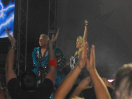 Flair and Lacey Von Erich by Shame-On-The-Night