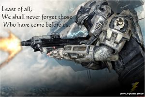 Remember Reach (Nobel 6) by thorn696