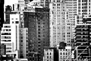Windows of NYC by Solarstones