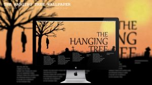 The Hanging Tree Wallpaper HD by BeAware8
