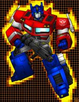 Jochimus' Optimus Prime by Jochimus