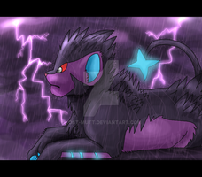 purple Storm by Lost-Mutt