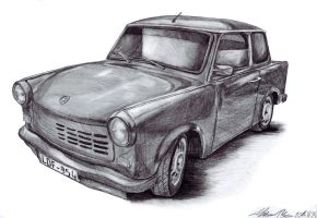 tuning trabi by timacs