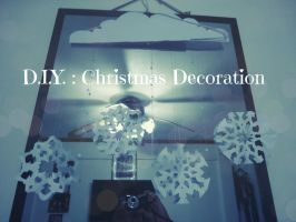 D.I.Y. : Christmas Decoration by ShiKasai16