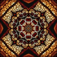 EV Light Mandala III by EvaLightArt