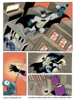 Batman Vs. Catwoman pg1. by scootah91