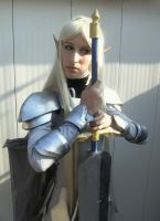 Irene, Claymore by LadyMascetti