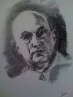Ernst Stavro Blofeld by suibne