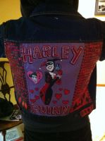 Harley Quinn Jacket FOR SALE by MarshaMello