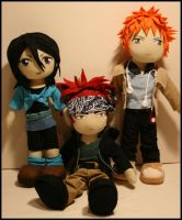 Bleach Kids on the Block by pheleon
