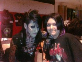 BVB Ashley Purdy and Me by DeadSecrets
