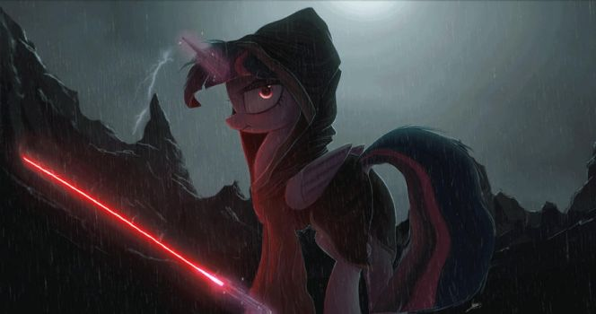 Sith Twilight Redux (animated) by TheShadowscale