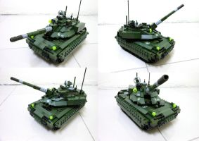 Lego Compact Tank 11.1 by SOS101