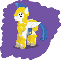 The Equestrian Royal Garde by Wreky