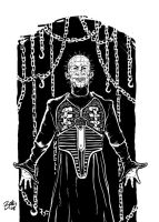 PINHEAD by mister-bones