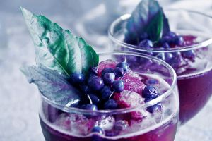 Blueberry Sorbe by Zzaarr