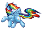 Rainbow Dash by why-so-cirrus