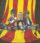 In the circus by Altamirage