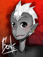 .:Bone:. by AskSkyJack