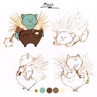 Muck by MistyTang