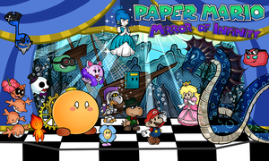 Paper Mario: Mirror of Infinity: Chapter 6 by Renleixue