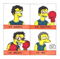 Kid Moe by SnappySnape