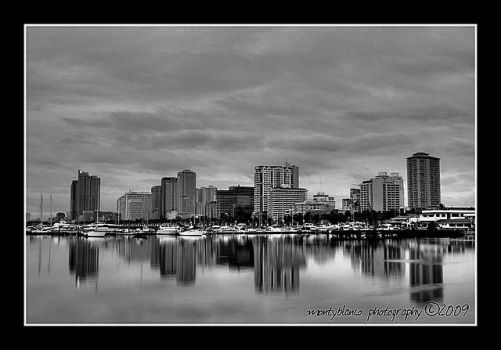 View From The Harbor by timomonty
