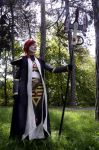 Eldar cosplay: Not all those who wander are lost by curiousMigo