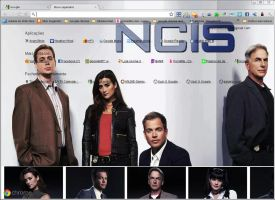 NCIS by SPCM2011