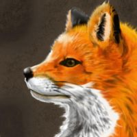 Fox Number 5 by TheDreamerWithin616