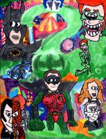 Batman Forever by SonicClone