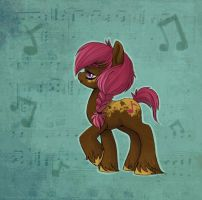 Briar Pony by adailey